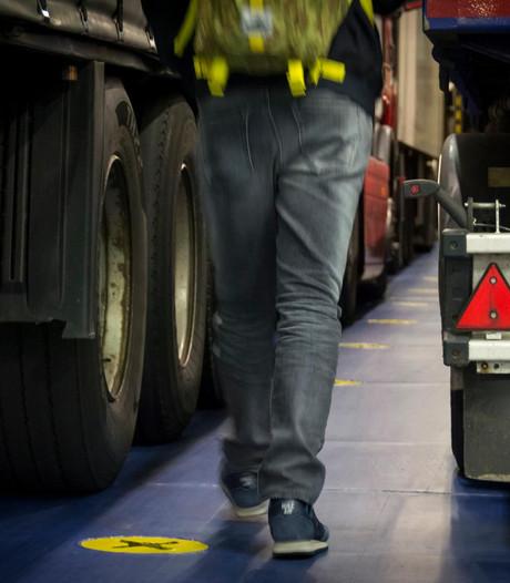 Valkenswaard start nu heuse voorlichtingscampagne tegen vrachtverkeer