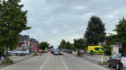 Jonge motorrijder in levensgevaar na zwaar ongeval in Erpe-Mere
