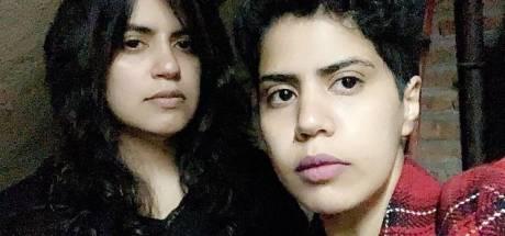 Gevluchte Saoedische zussen vragen om internationale bescherming