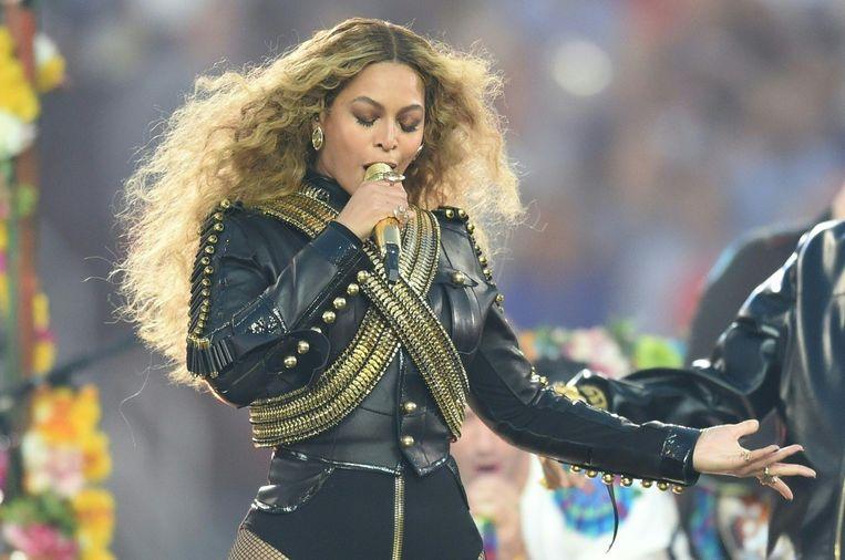 We konden erop wachten: International Beyoncé Day. Beeld anp