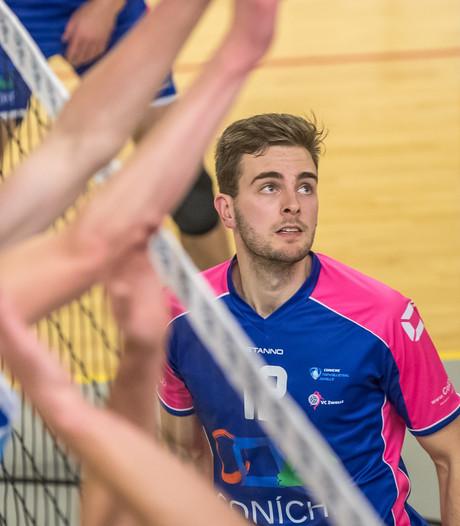 Topvolleybal Zwolle pikt een set mee tegen Lycurgus
