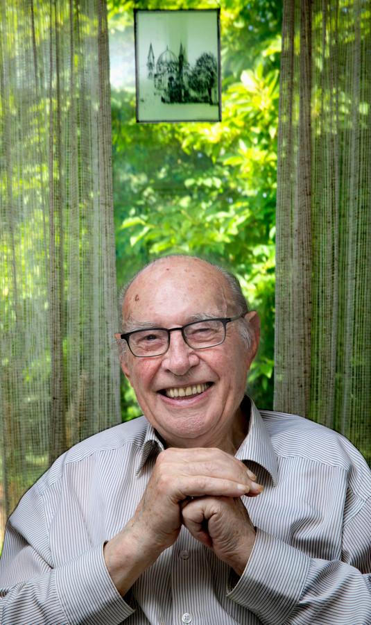Pierre van de Meulenhof uit Helmond