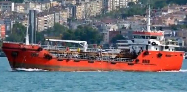Aan boord van de El Hiblu 1 bevinden zich 108 migranten.