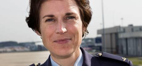 Commandant Vliegbasis Eindhoven wordt tweede vrouwelijke generaal voor Defensie