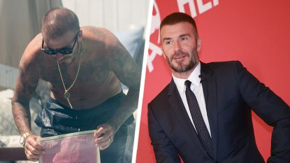 Onderging David Beckham stiekem een haartransplantatie?