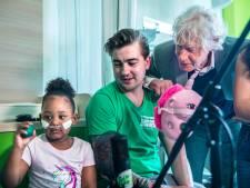 Paul van Vliet in JKZ: Het blijft bijzonder dat kinderen altijd weggetjes weten te vinden om te overleven