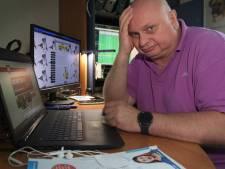 Henry baalt van traag internet, maar snellere verbinding hangt af van zijn dorpsgenoten