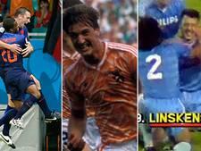 'Lelijke' goal Viergever in rijtje met Kieft en Linskens