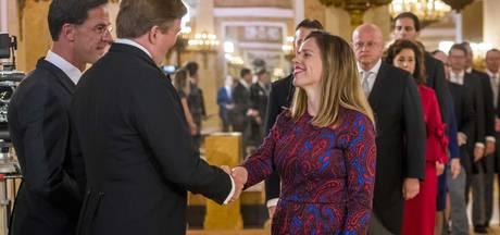 Boeren blij met 'hun' minister van Landbouw, Carola Schouten