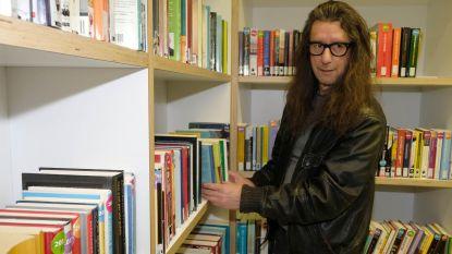 Herman Brusselmans leest voor en signeert in bib
