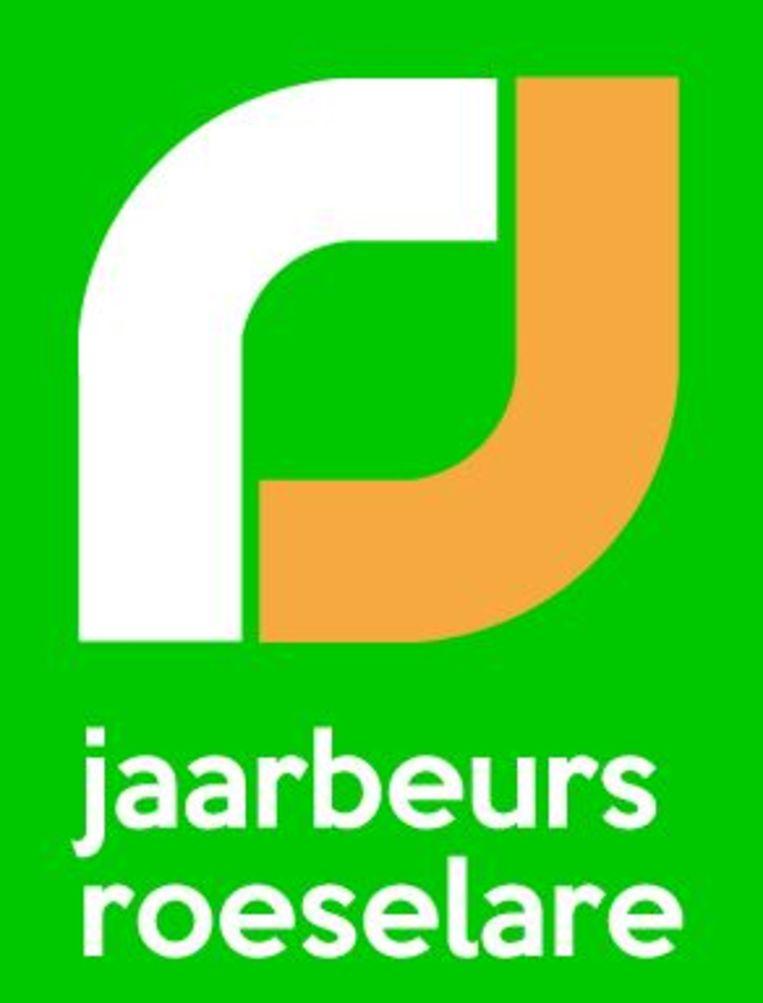 Het logo van de Jaarbeurs kreeg een modern kleedje aangemeten.