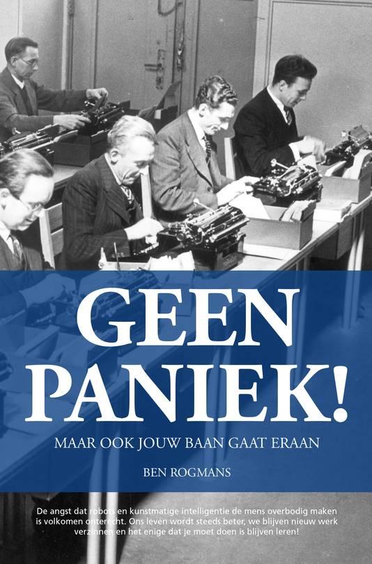 Cover van het boek Geen Paniek!