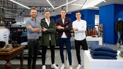 Heistse kledingzaak is decor voor fotoshoot Borlées