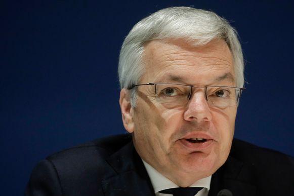 Minister van Buitenlandse Zaken Didier Reynders (MR)