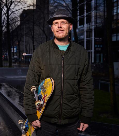 'Skaten houdt mij op de been'