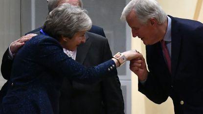 May krijgt EU mee in halfuurtje, nu haar eigen parlement nog