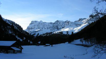 Drie doden bij twee ongevallen in Zwitserse bergen