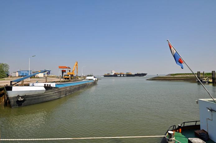 Haven van Walsoorden.