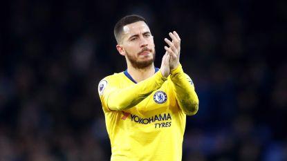 Nu nog 'neen', straks een deal: Chelsea weigert eerste bod van Real voor Eden Hazard