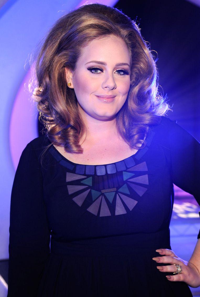 2011: Met haar tweede album 21 wordt ze een ster in de hele wereld. Beeld Wirelmage/Kevin Mazur