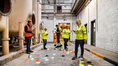 Opgepast met die gsm! Tarkett sensibiliseert tijdens Safety Day rond veiligheid op de werkvloer