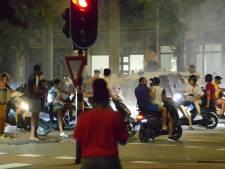 Politie over rellende jeugd: 'Overvolle stranden en korte lontjes'