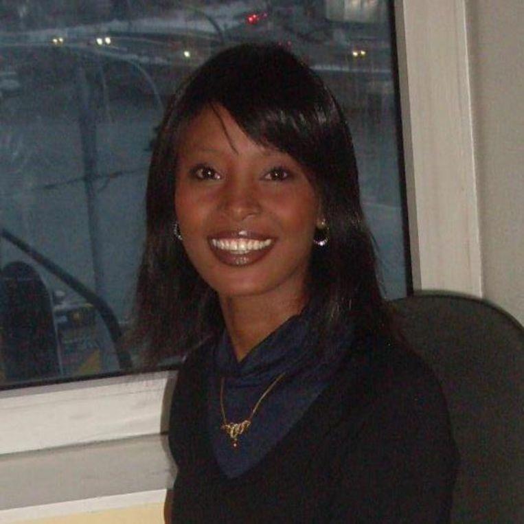 Slachtoffer Jocelyne Ingabire.