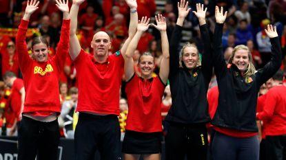 Belgische vrouwen spelen in groepsfase van finaleweek Fed Cup tegen Australië en Wit-Rusland