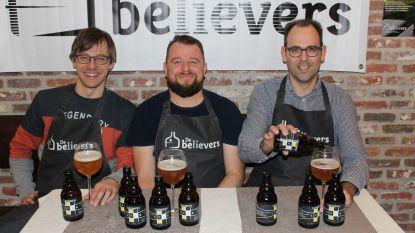 Fusiegemeente heeft eigen bier: Lievegems Trio