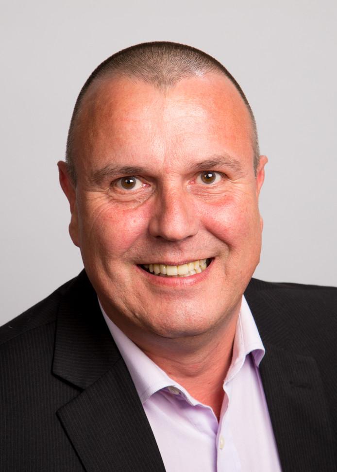Dion Dankers (PGB), wethouder in Oisterwijk.