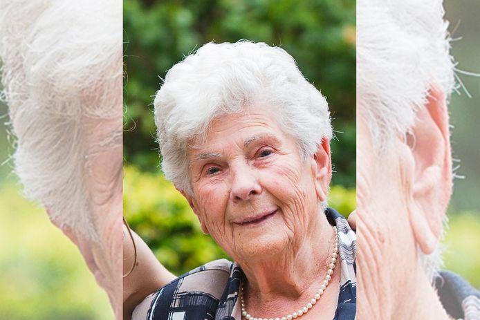 Suzanne Hoylaerts est décédée samedi dernier du coronavirus à l'âge de 90 ans.