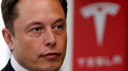 Aandeel Tesla duikt 8 procent na interview met openhartige Musk