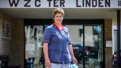 Verpleegkundige Nele Bekaert (37) van rusthuis Ter Linden hield in maart dagboek bij voor ons. Zo gaat het nu met haar