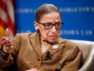 PORTRET. Ruth Bader Ginsburg, opperrechter die onvermoeibaar streed voor vrouwenrechten