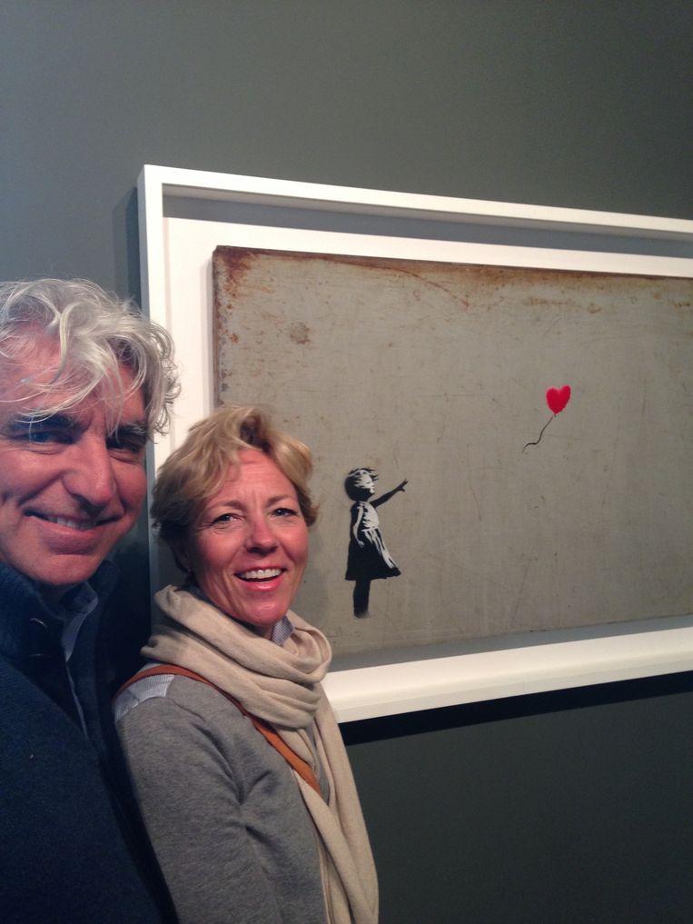 Frank (53) en Trish Soeve (52) Beeld null