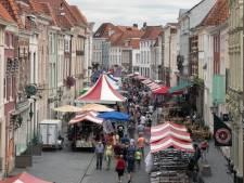 Krabbenfoor: vier dagen volop muziek in Bergen op Zoom