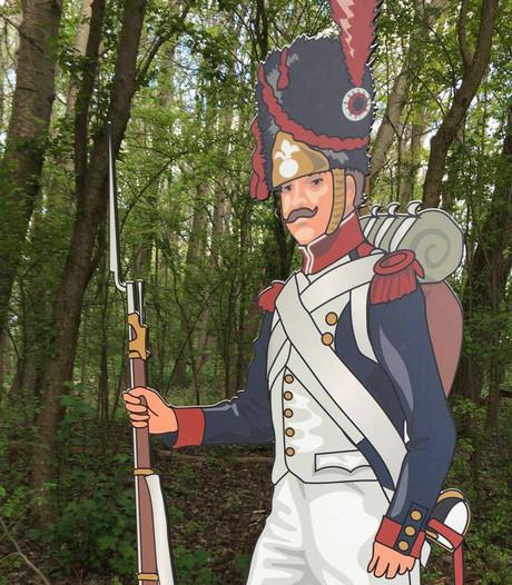 Staatsbosbeheer zoekt plek Franse soldaat