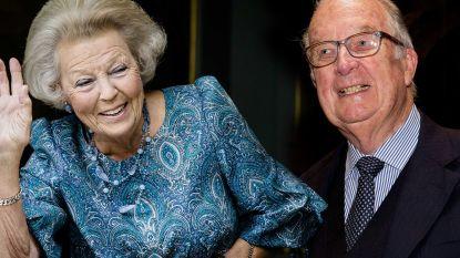 Prinses Beatrix krijgt meer dan 20.000 euro netto opslag. Zo groot is het verschil met koning Albert