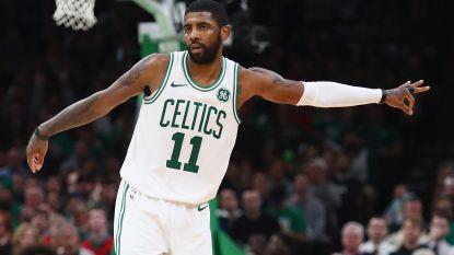 Boston wint NBA-topper tegen Toronto, Kyrie Irving met 43 punten dé uitblinker bij de Celtics