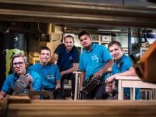 Scholieren uit Enschede halen namens Limburg derde plek in landelijke wedstrijd