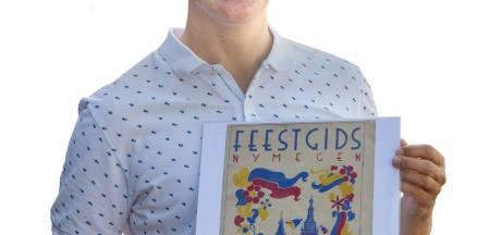 Martijn is stadsgids in Nijmegen: 'Professioneel hobbyisme, noem ik het altijd'