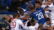 """Agressieve Everton-fan met kind op de arm reageert: """"Beschaamd over wat ik gedaan heb"""""""