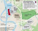 Het oppervlak van Heijen bestaat voor het grootste deel uit industrie en bedrijvigheid.