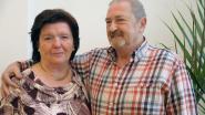Francine en Roger zijn gouden koppel