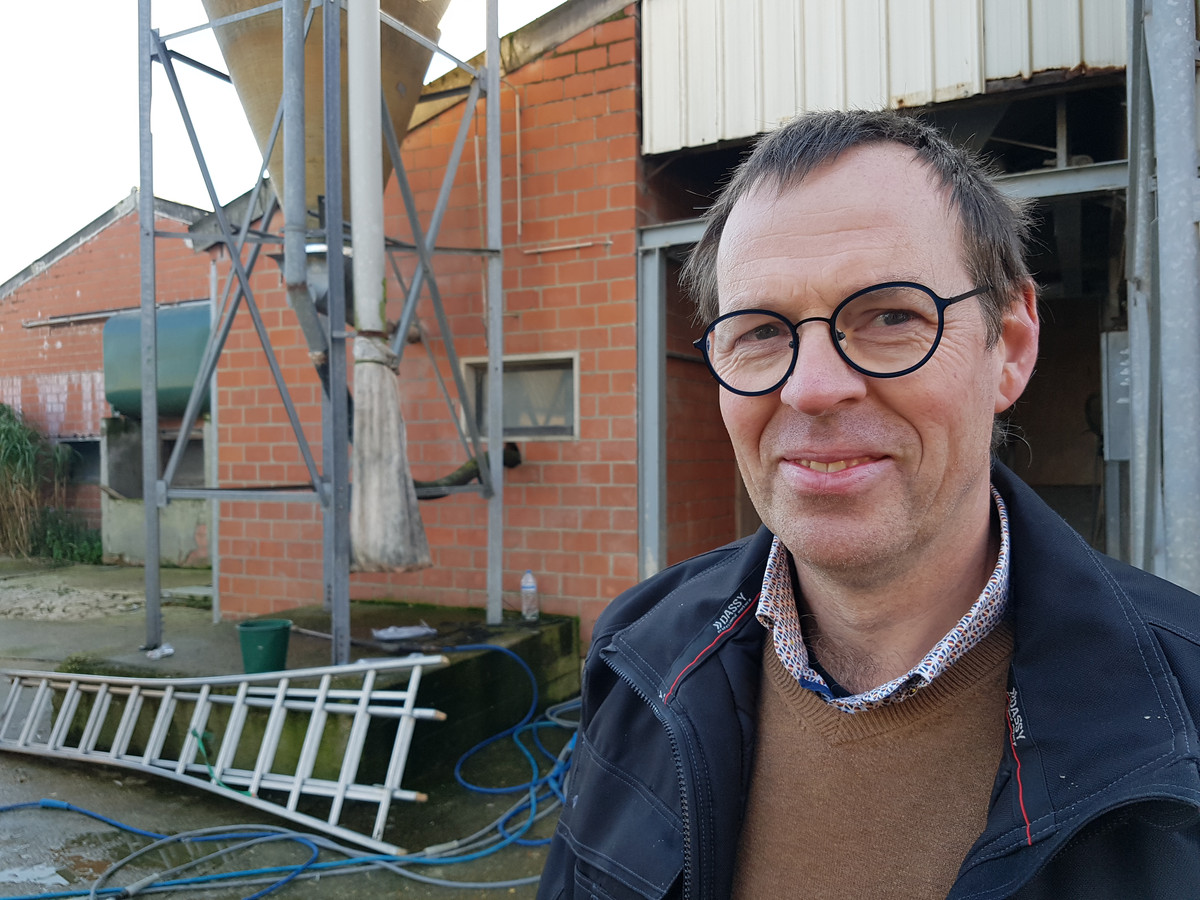 Eigenaar Filip Callemeyn van Bekegemse Foie Gras
