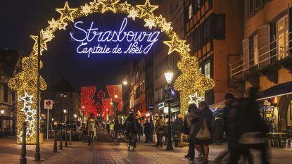 Schietpartij in Straatsburg eist derde dode, vijf gewonden in levensgevaar