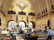 Bibliotheek Neude krijgt café én restaurant