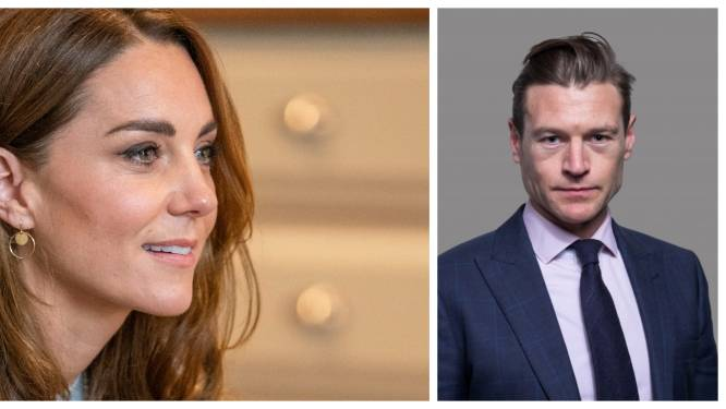 """""""Hij speelde met haar voeten"""": eerste grote liefde Kate Middleton brak haar hart"""