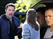 Jennifer Garner et Ben Affleck surpris en train de se disputer en pleine rue