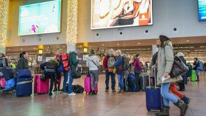 Belgische luchthavens ontvingen recordaantal passagiers